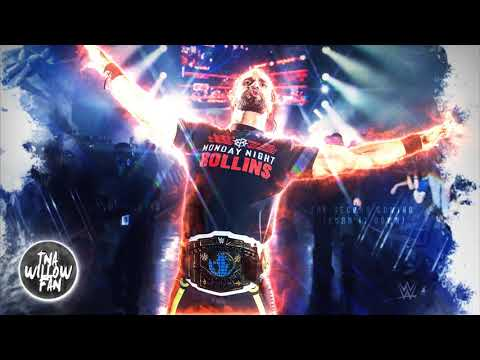 """WWE Seth Rollins Theme Song """"The Second Coming"""" (Burn It Down) 2018 ᴴᴰ [OFFICIAL THEME]"""