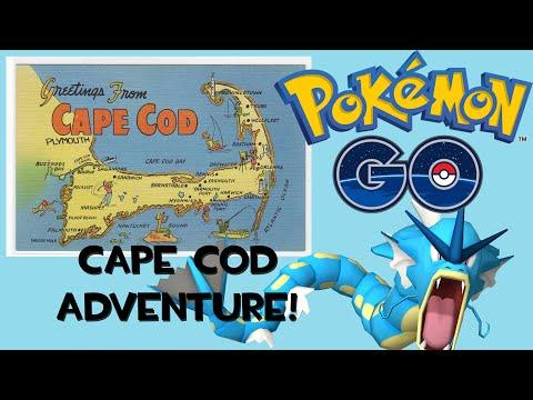 Cape Cod Adventure! [Pokemon Go]