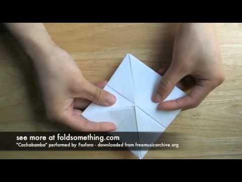 Оригами - предсказатель