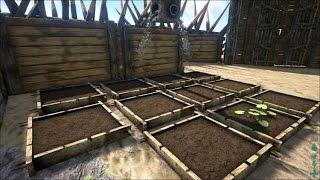 2# Ark Survival Evolved - Гайд по грядкам, Фермерство, Выращивание овощей.