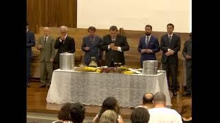 Culto da Noite - Rev. Marcos Alexandre  12/01/2020
