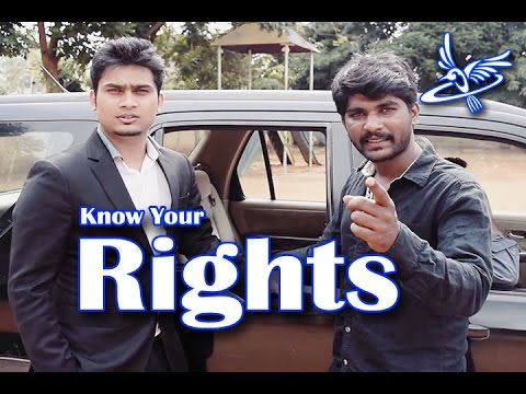 Indian people's Rights | New Kannada Short Film | 2015