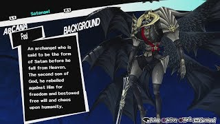 Persona 5 (PS4) - 100% Completed Compendium (All Persona Lore)
