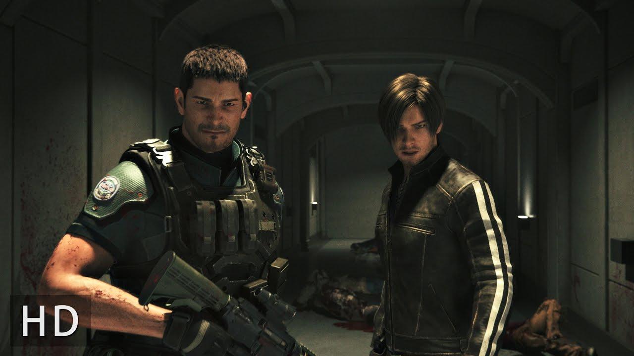 [CG動畫] 惡靈古堡:血仇 Resident Evil: Vendetta