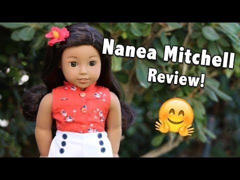 Nanea Mitchell & Music Set Review! American Girl Family