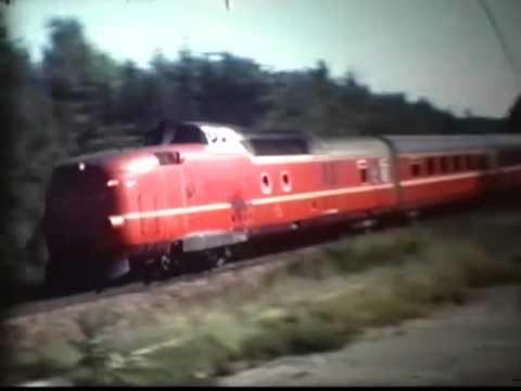 dsb i Nordjyllands 1972 74