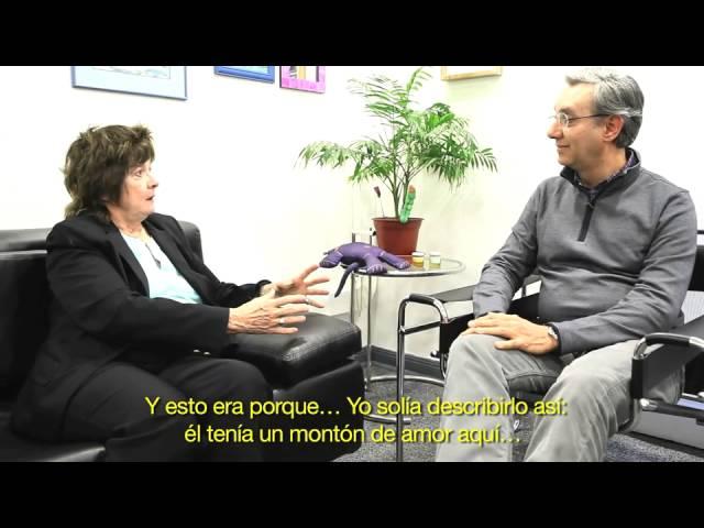 Paul Anwandter entrevista a Betty Erickson en Academia Inpact - Hipnosis Clínica.