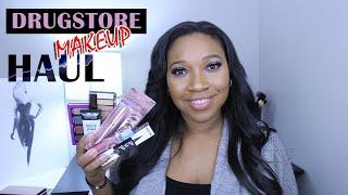 Drugstore Makeup Haul|Kaytc31