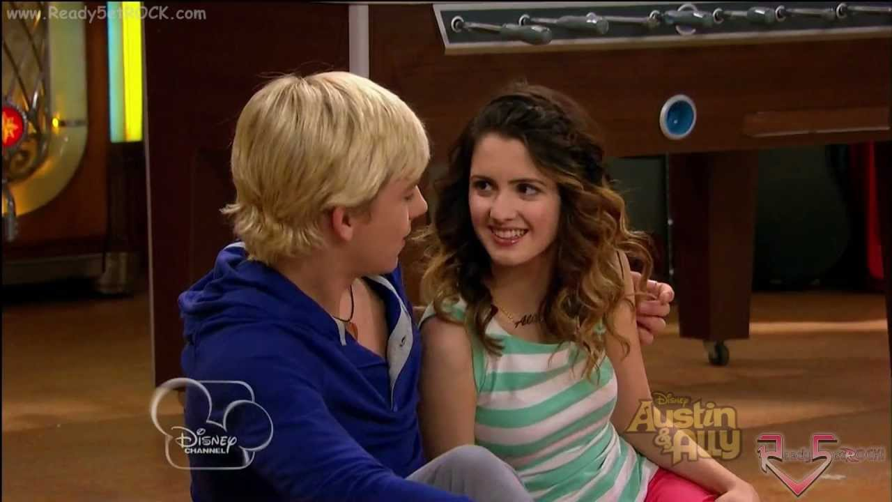 is austin dating ally