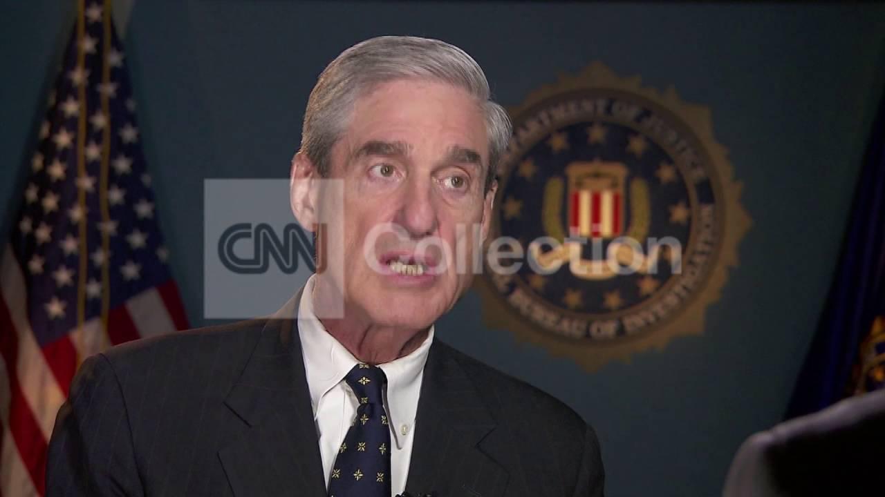 Robert Mueller, Long A Sphinx, Speaks  Then Says It Was His Final Word