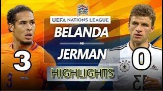 Download Video Belanda 3 vs 0 Jerman • Hasil Liga Negara UEFA Top Skor Klasemen Tadi Malam • 2018 MP3 3GP MP4