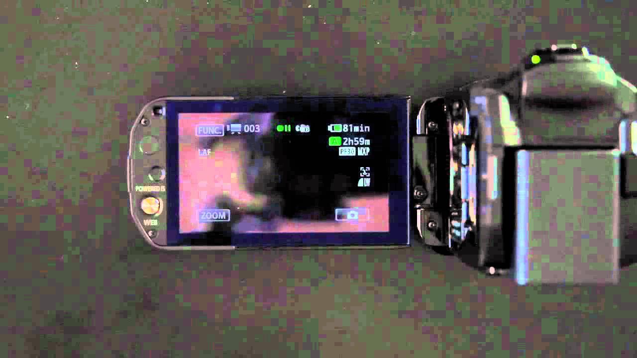 Canon VIXIA HF S200 64 BIT Driver