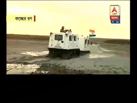 Pakistani boat detained at Kutch with 7 persons on baord, BSF questioning them