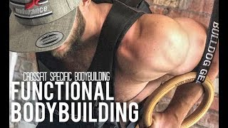 FULL FUNCTIONAL BODYBUILDING UPPER BODY WORKOUT