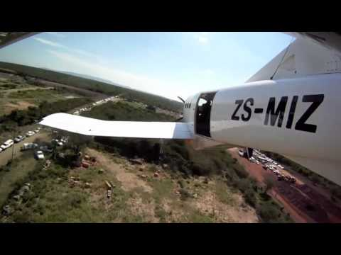 Swaziland Airshow Commercial 2012