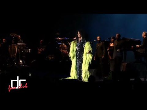 Diana Ross In The Name Of Love Tour 12 (Hawaii 2015)