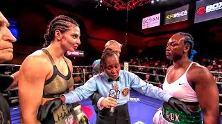 Claressa Shields vs. Christina Hammer Highlights Recap