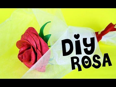 Manualidades faciles para hacer en casa rosas de foami - Manualidades faciles para hacer en casa ...