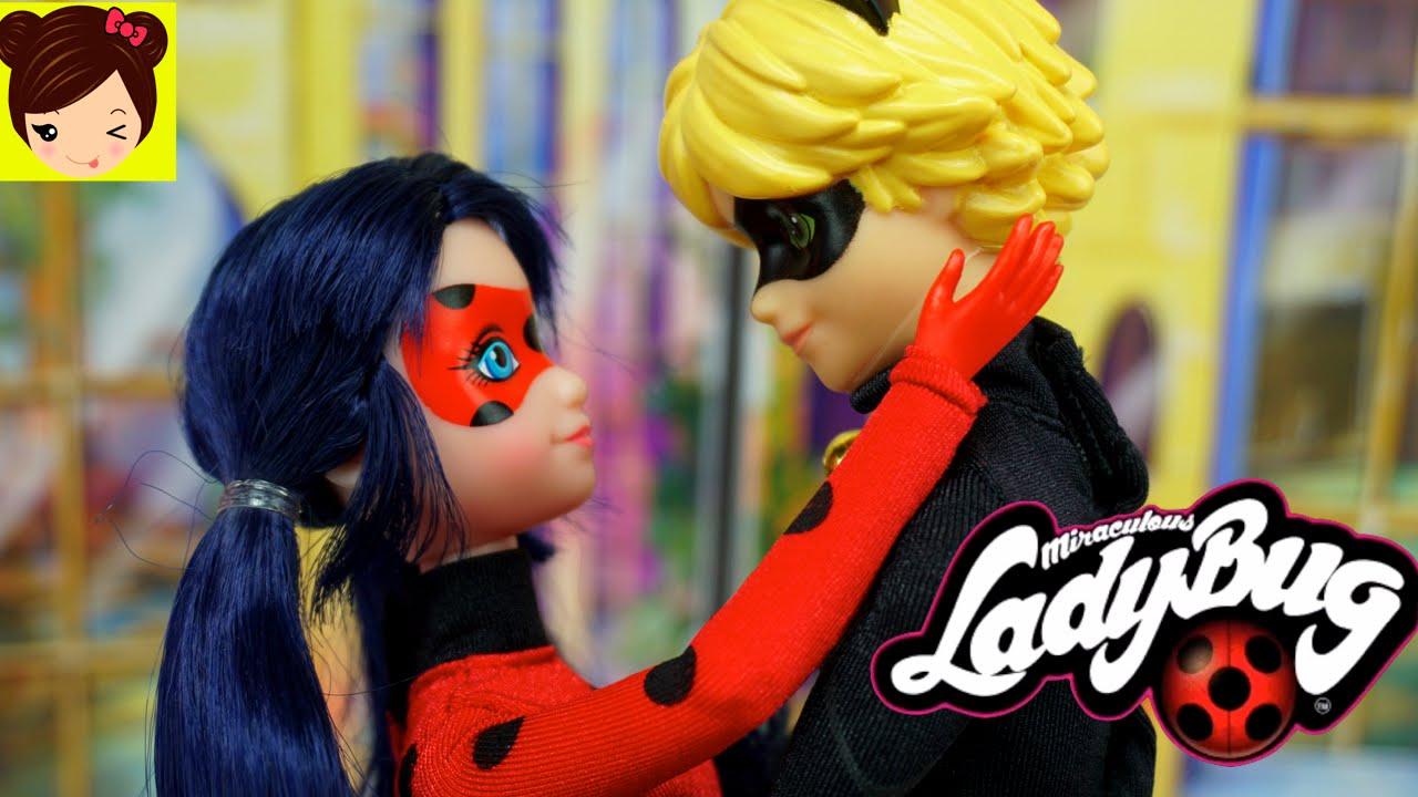 Lady Bug Y Cat Noir Vencen Al Borra Memoria