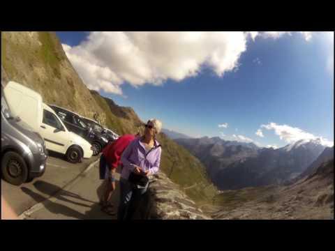 Glasgow Wheelers - Italian Alps holiday 2016 - best bits