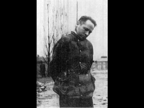 Rudolf Höss Trial & Execution in Pictures