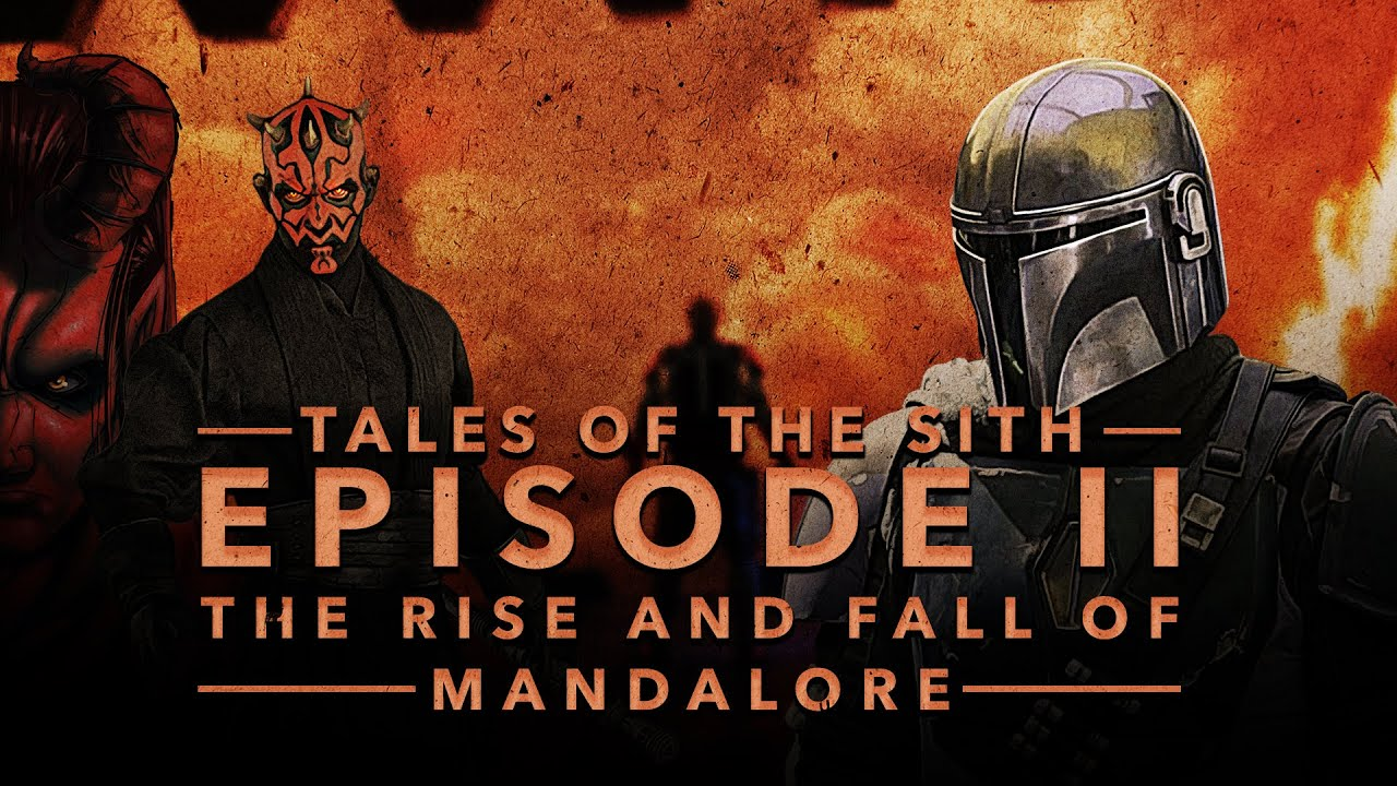 Named after their infamous homeworld, the Mandalorians were a race of fearsome warriors. From humble beginnings on their planet in the...