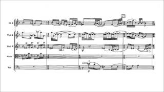 Igor Stravinsky - Symphony in C [With score]