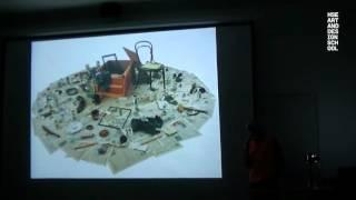 Открытая лекция «Turmoil. Дмитрий Гутов. Искусство на фоне исторических катаклизмов»