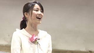 生田絵梨花がミュージカル「ロミオ&ジュリエット」の名曲を稽古場で熱唱!