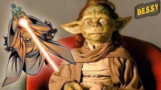 Why Yaddle was Too Dangerous for the Jedi Order - Explain Star Wars (BessY)