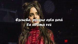 Baixar Camila Cabello - Leave for Good [Letra en español]