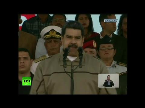 Nicolás Maduro participa en un acto en homenaje a Hugo Chávez