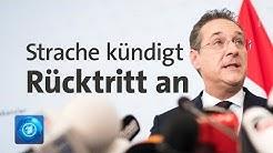 Österreich: Stellungnahme von Strache zur Video-Affäre