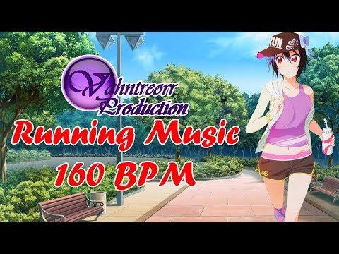 Running Music 160 BPM #2 -  Nostalgic Dance Music Remix