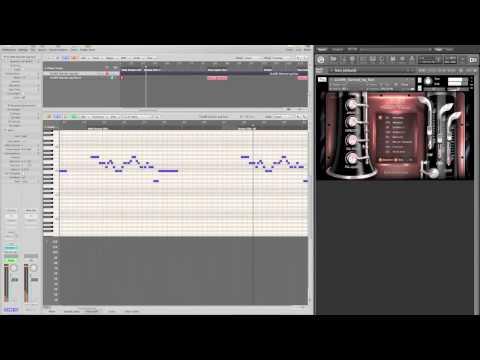 8Dio Clarinet Virtuoso Overview