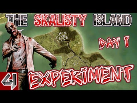 The Skalisty Island Experiment Day 1 - DayZ Standalone - Gaming Junkie