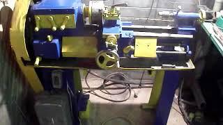 Обновил токарный станок #ТВШ-2
