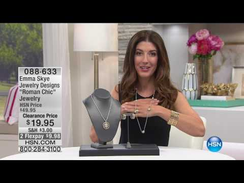 HSN | Moonlight Markdowns featuring Jewelry 05.25.2017 - 05 AM