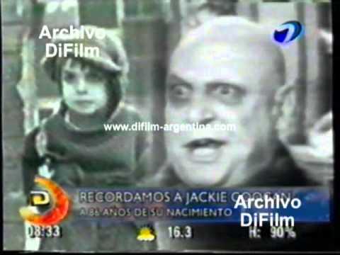 DiFilm - Recordando a Jackie Coogan (Tio lucas Locos Addams)