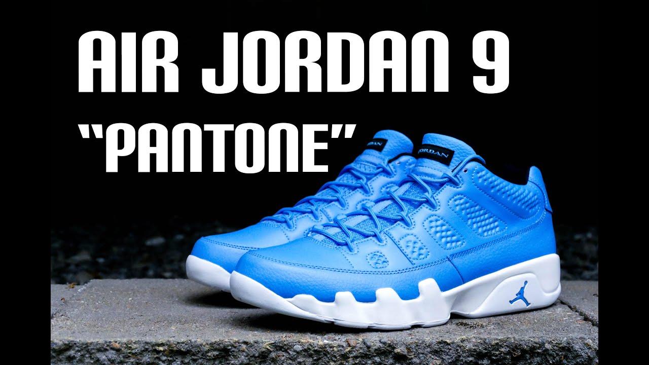 separation shoes 8a730 f5457 Air Jordan 9 Retro Low