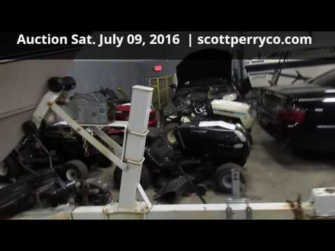 Auto | Truck | ... Auction July 09, 2016 | Scott Perry & Co.