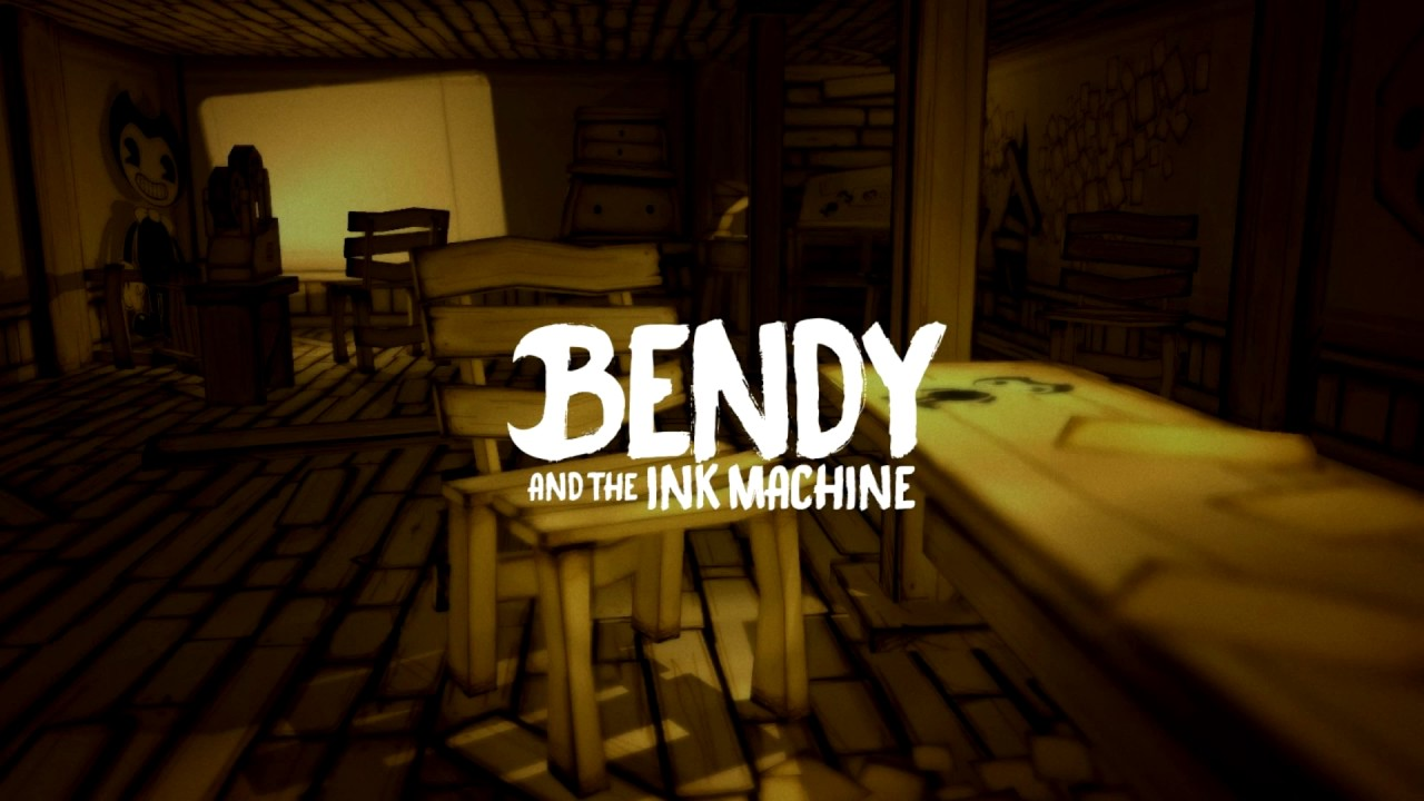 bendy and the ink machine ending
