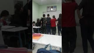 Sınıfta kavga!