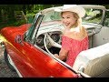 Classic Cars in Havana - Cuba city tour in a vintage/classic Chrysler (travel vlog)