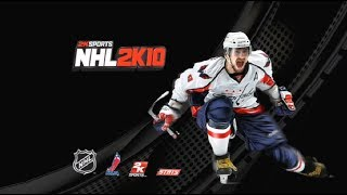 Hockey Game History - NHL 2K10