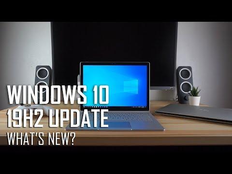 Windows 10 November 2019 Update (19H2): What's New?