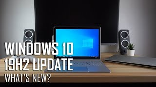 Windows 10 November 2019 Update (19H2): What's New?