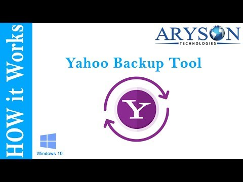 A-1 Yahoo Backup Software To Download Yahoo Email On Computer [How To Guide]