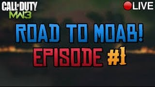 MW3 Infected Road to Moab 1: Worst Luck Ever!
