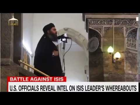 Abu Bakr al Baghdadi Alive wounded by Air Strikes in Syria Breaking News February 2018
